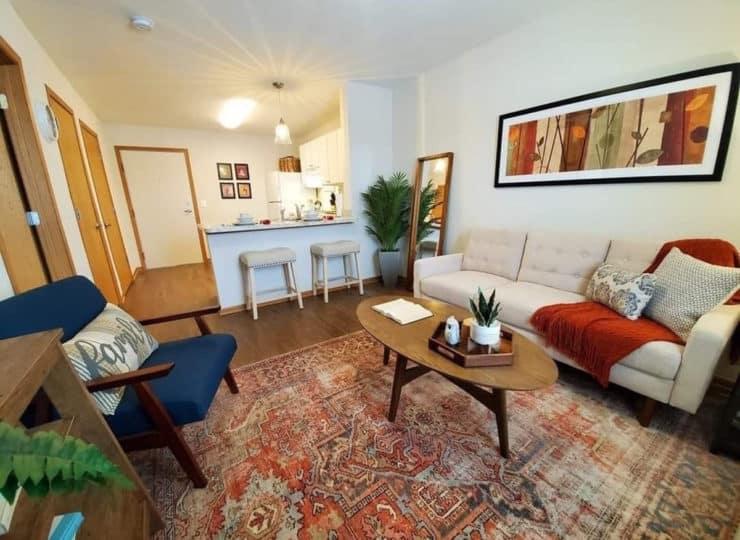 Homestead Village Beavercreek Living Room