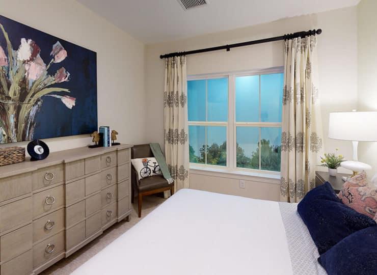 Cambridge at Brier Creek Raleigh Master Bedroom