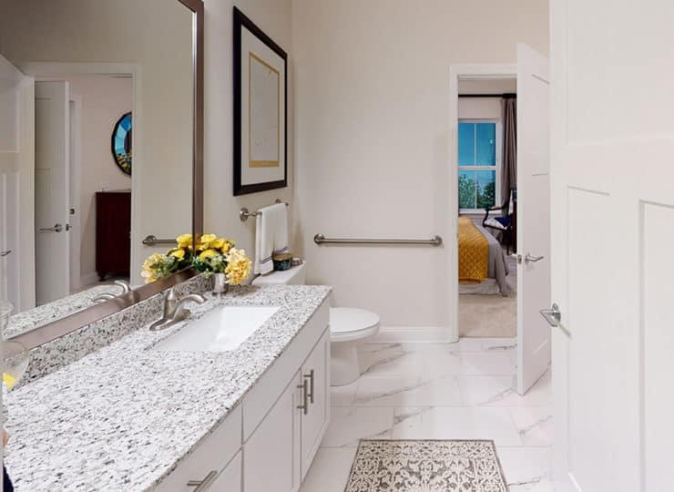 Cambridge at Brier Creek Raleigh Bathroom