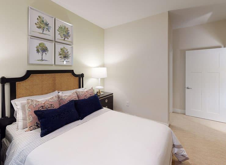 Cambridge at Brier Creek Raleigh Bedroom