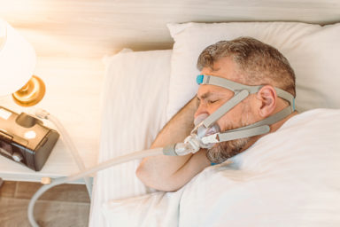 When should you get a CPAP machine like this guy?