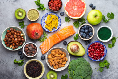 Superfoods for seniors