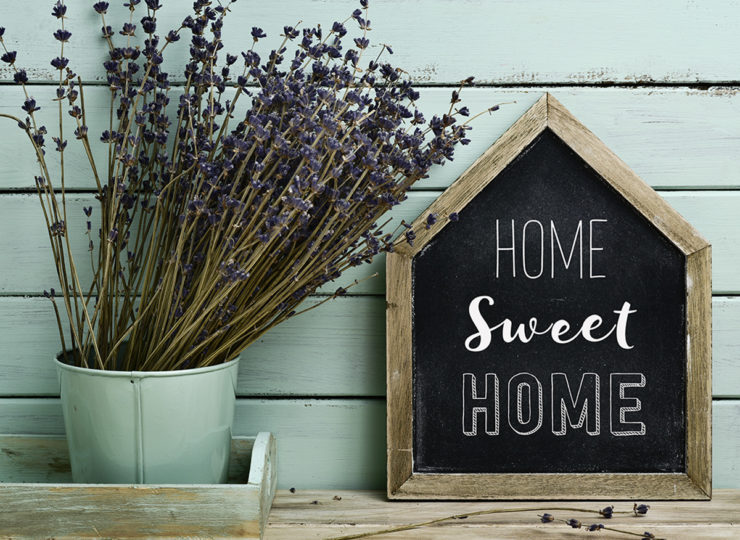 Make It Home Home Sweet Home Sign
