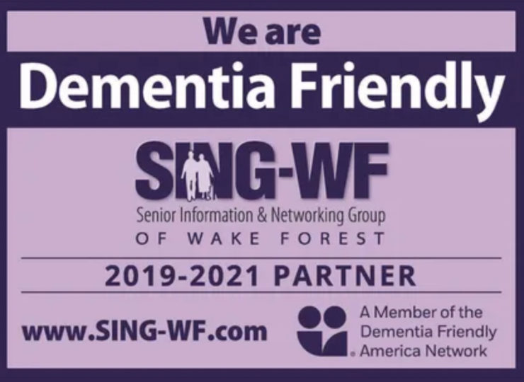 Grace Care Solutions SING Wake Forest Partner