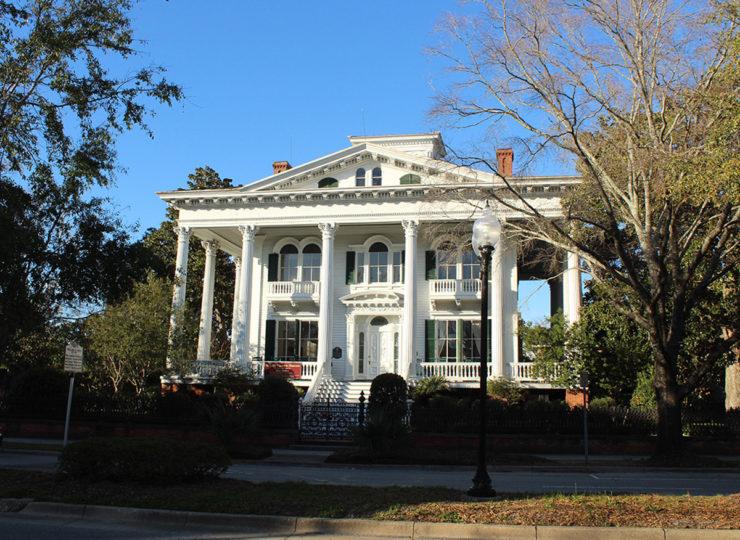 Intracoastal Realty Bellamy Mansion