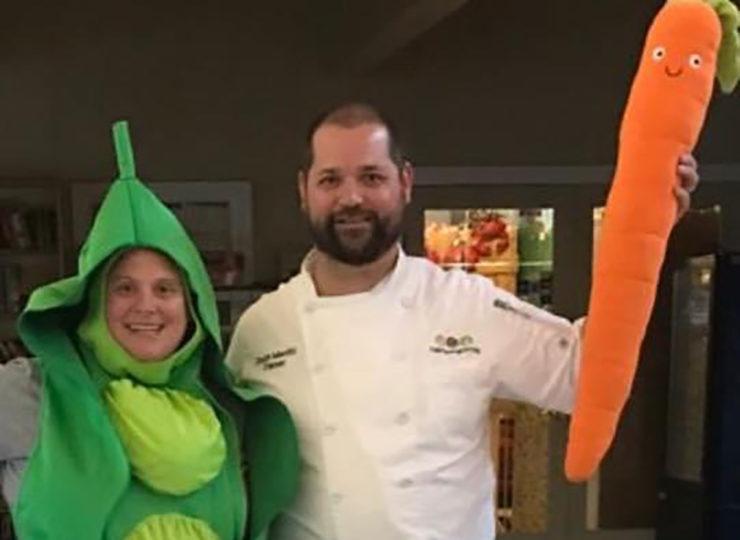 Chefs For Seniors Zack Trade Show