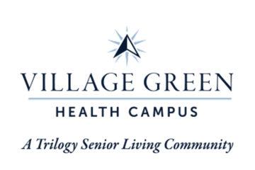 Village Green Health Campus logo