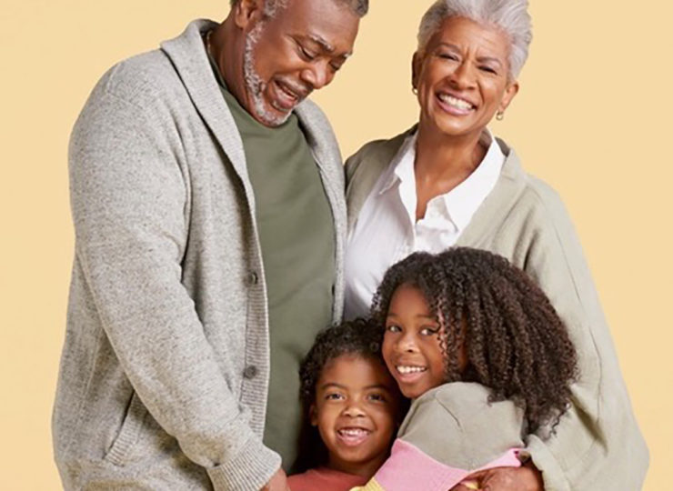 Trust and Will Grandparents with Grandkids